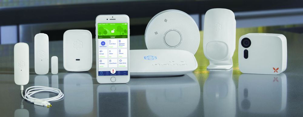 The Ooma Home family of sensors