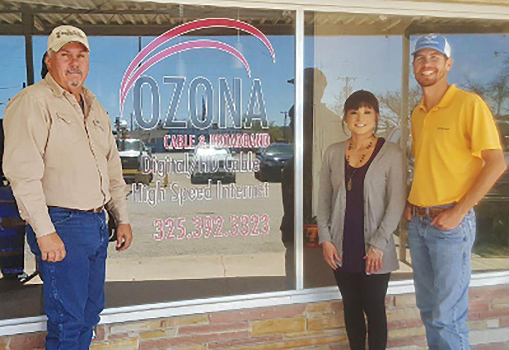 Ozona Cable built an FTTP network