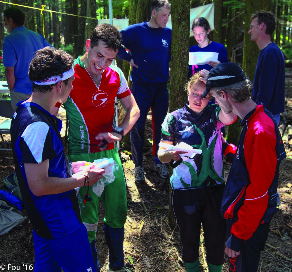 Sales teams should be like orienteers